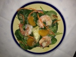 shrimp salad lavanda