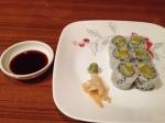 rice bowl veg roll
